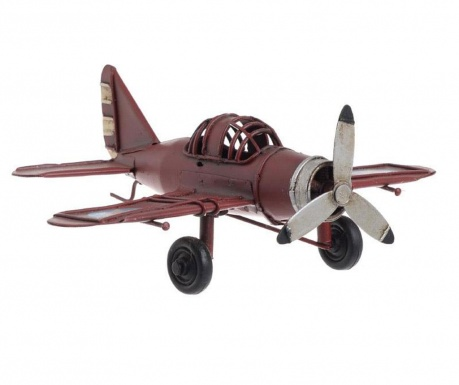 Decoratiune Plane Red