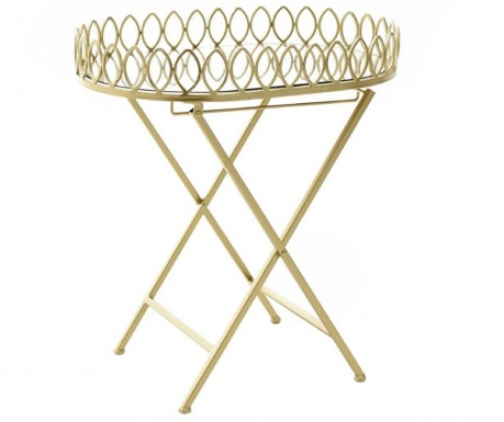 Seymour Gold Összecsukható asztalka