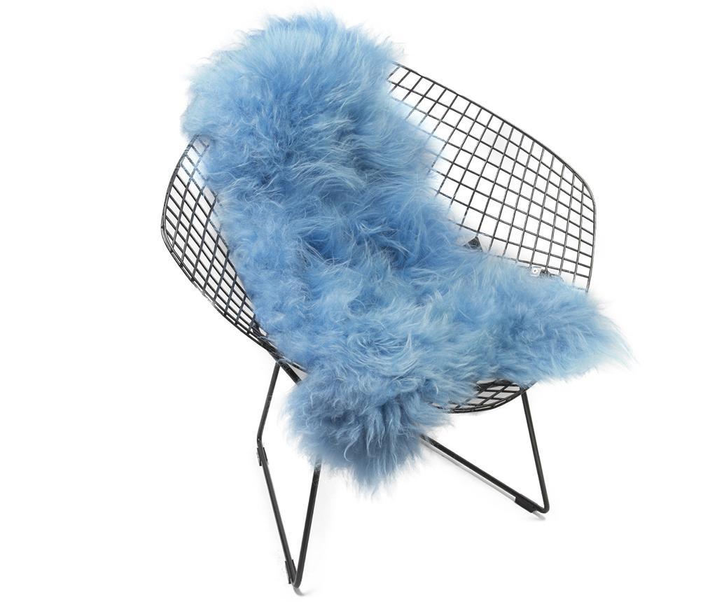 Jagnječji kožuh Icelandic Blue 55x90 cm