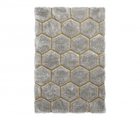 Preproga Noble House Comb Grey Yellow 120x170 cm