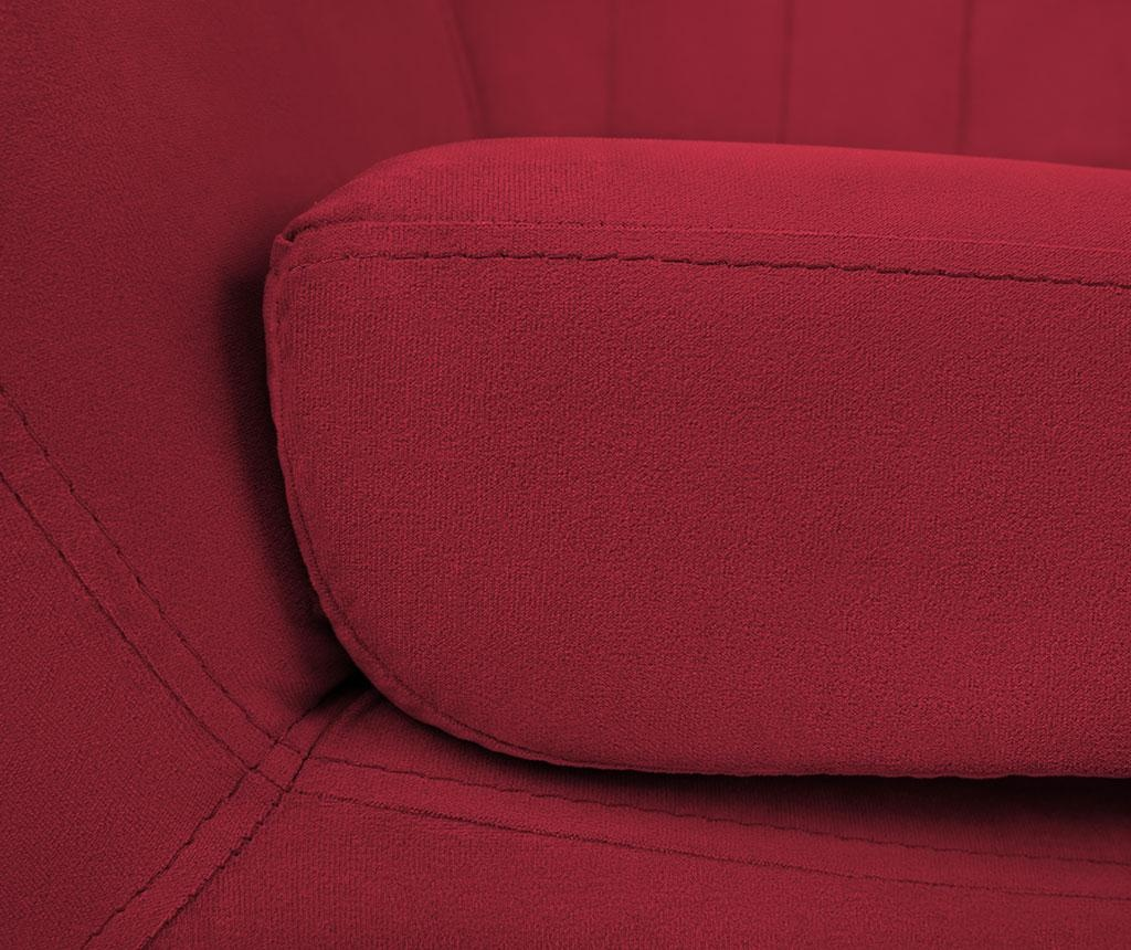 Kauč trosjed Sardaigne Red