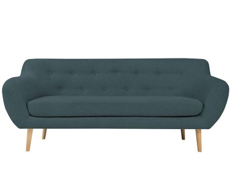Sicile Turquoise Háromszemélyes kanapé