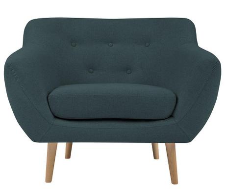 Kreslo Sicile Turquoise