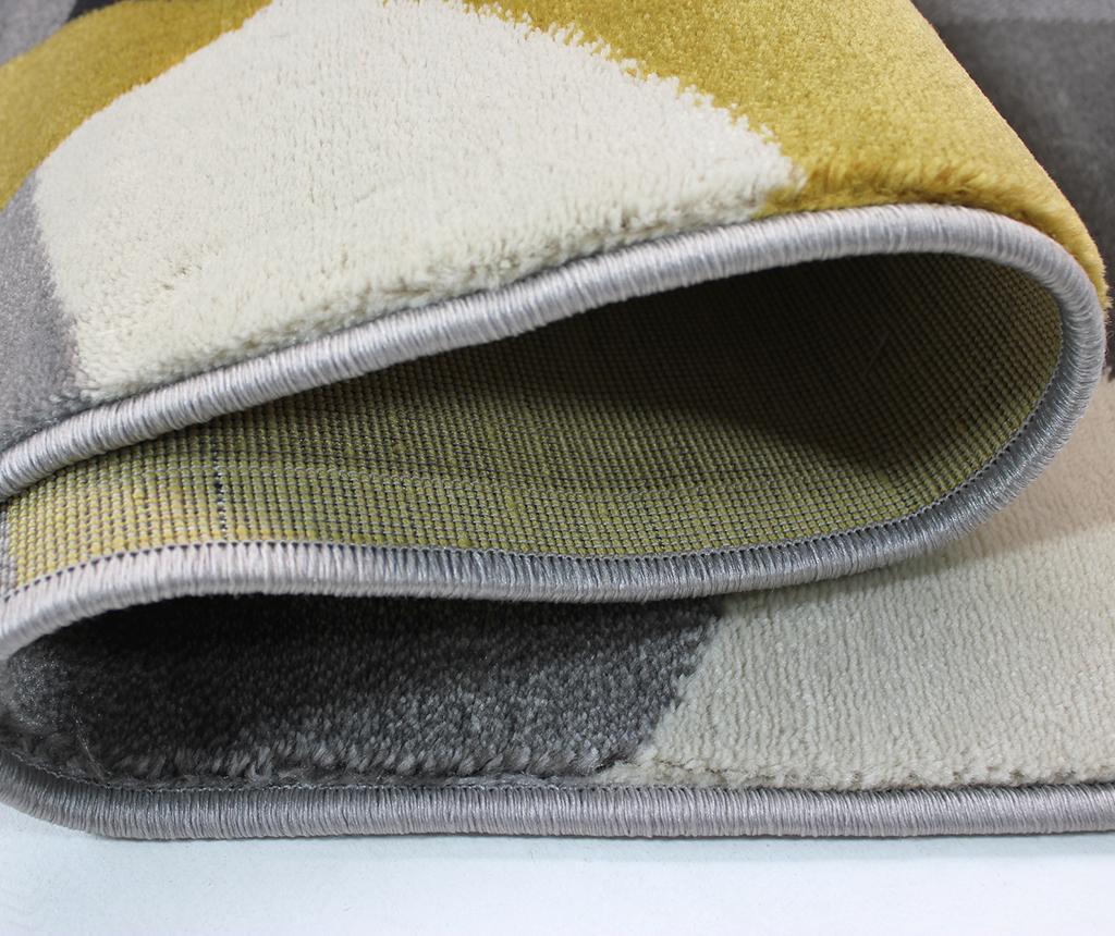 Cosmo Grey Ochre Szőnyeg 160x230 cm