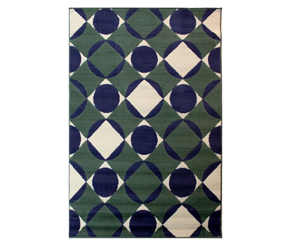 Carnaby Teal Szőnyeg 120x170 cm