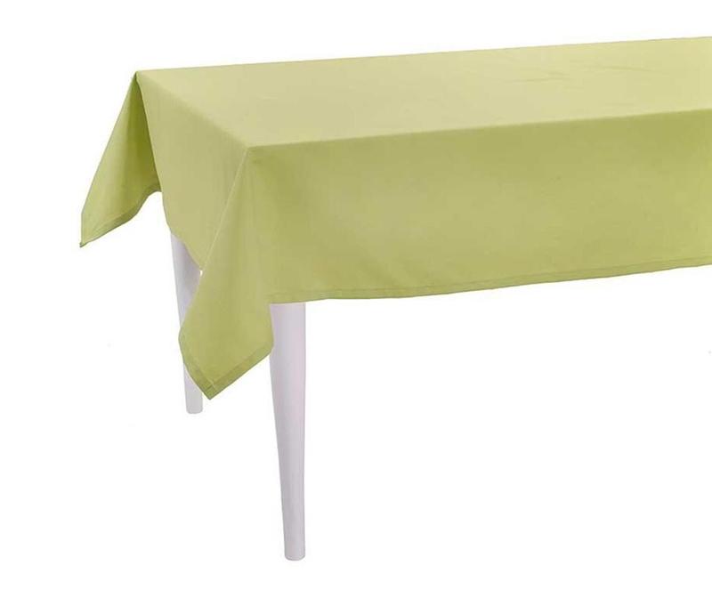 Fata de masa Easycare Green 170x170 cm