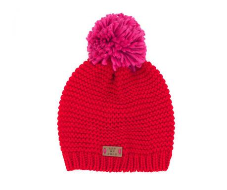 Handy Red Pink Gyerek sapka 52-56 cm