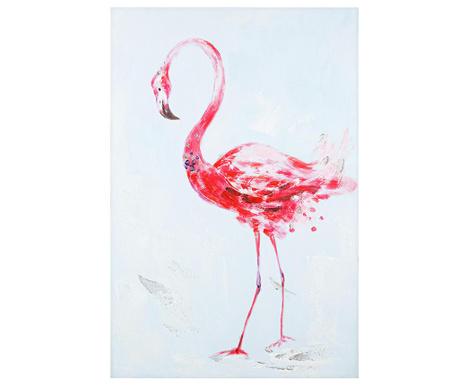 Obraz Flamingo Priscilla 60x90 cm