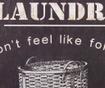 Decoratiune de perete Laundry