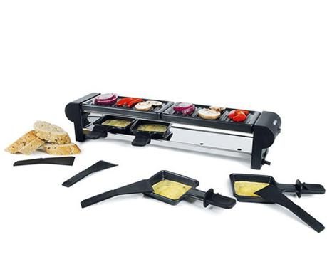 Električni roštilj za raclette Tasty