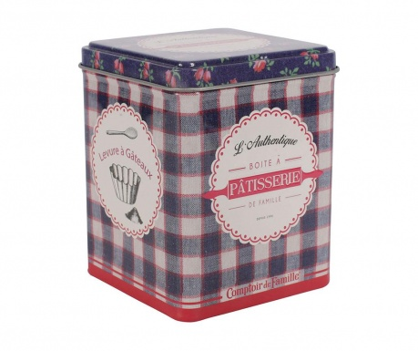 Škatla s pokrovom Pastry Bag