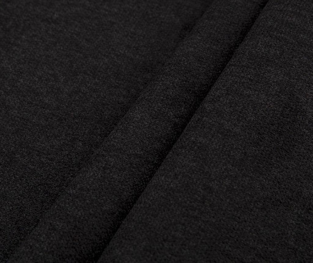 Canapea extensibila 3 locuri Bristol Black