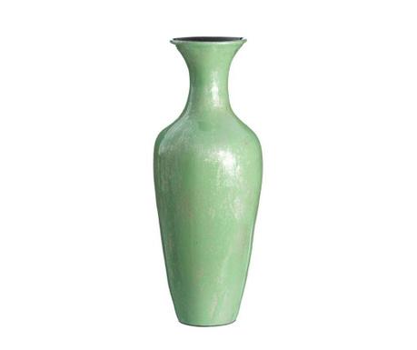 Vaza Lacquer Jarron Green