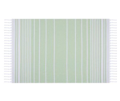 Plážová osuška Sultan Green 100x170 cm