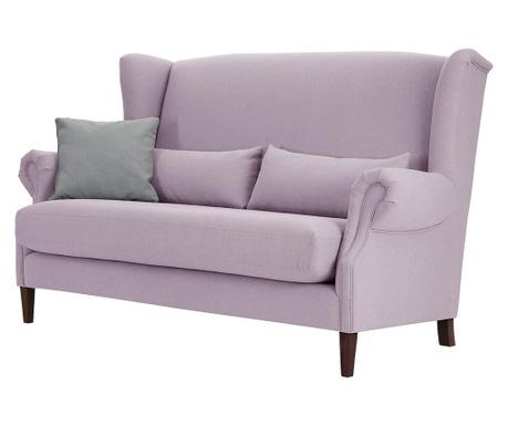 Canapea 3 locuri Alpaga Lilac