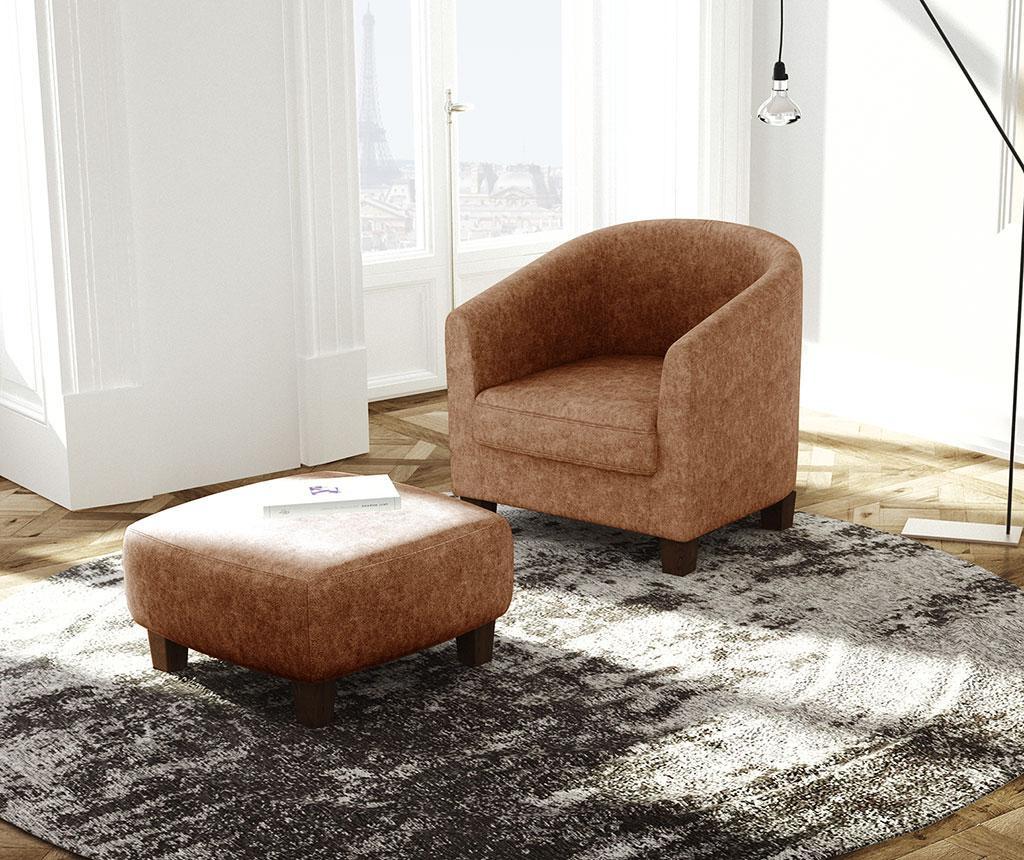 Fotelja Tweed Hazelnut