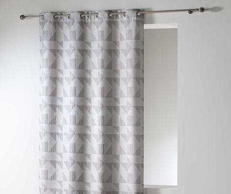 Victoria Grey Sötétítő 140x260 cm