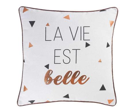 Poszewka na poduszkę Belle Vie 40x40 cm