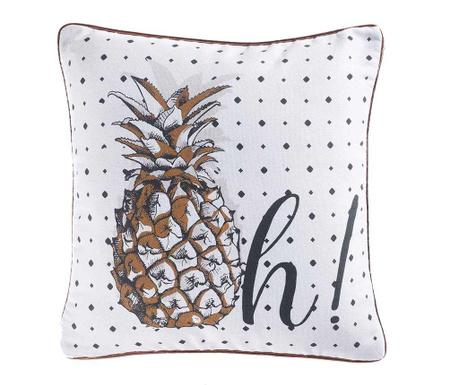 Poszewka na poduszkę Ananas Fun 40x40 cm