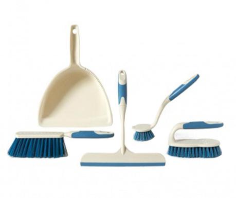 5-dijelni set za čišćenje Lilly Ice