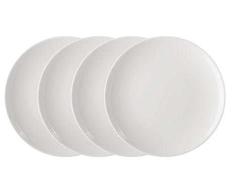 Sandhamn 4 db Desszertes tányér