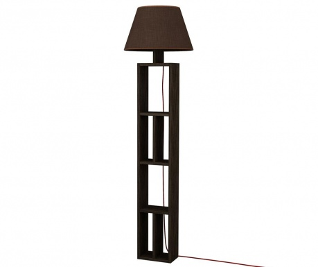 Lampadar Giorno Dark Wenge Brown