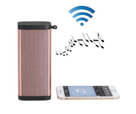 Iseul Pink Hordozható hangszóró Bluetooth-tal