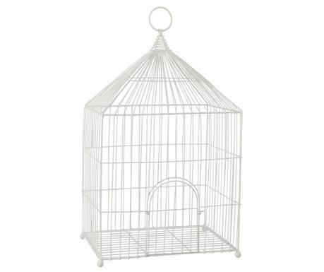 Birdcage White Díszkalitka