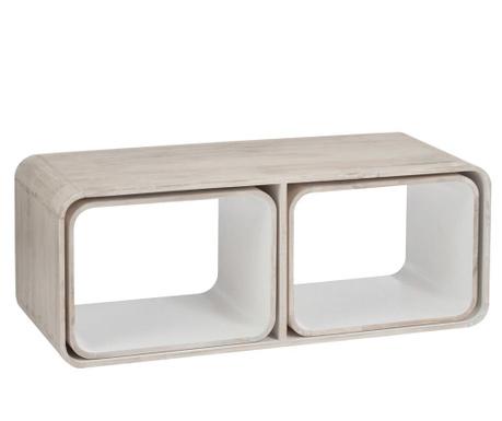 Ellery 3 db Kávézóasztal