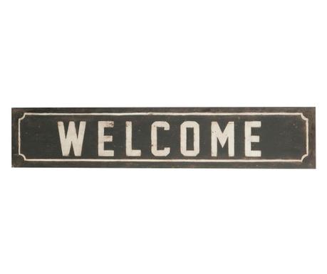 Nástenná dekorácia Welcome