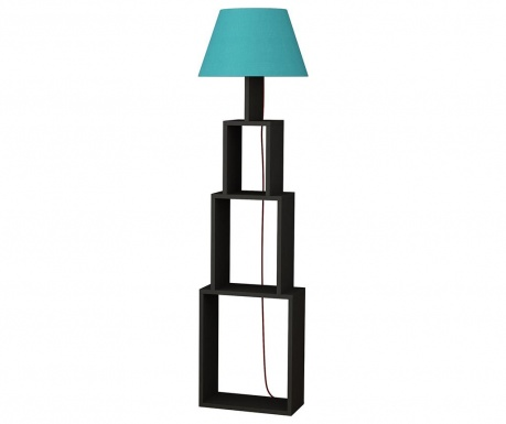 Lampadar Tower  Anthracite Blue