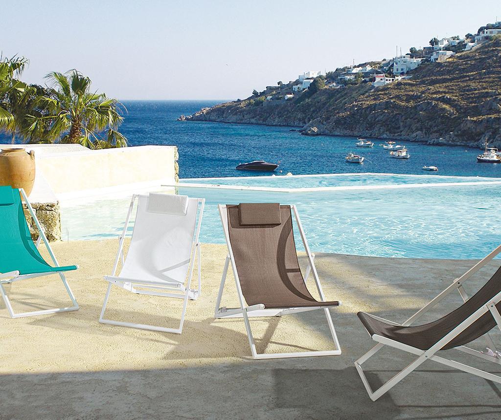 Сгъваем стол за плаж Taylor Brown Tall