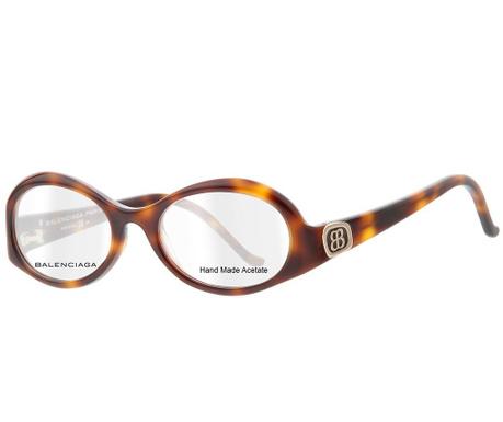 Balenciaga Dark Brown Női szemüvegkeret