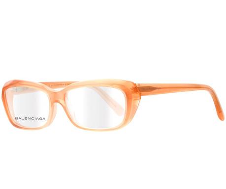 Balenciaga Orange Női szemüvegkeret
