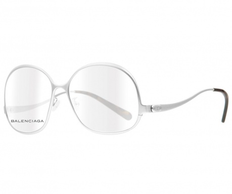 Balenciaga Big Silver Női szemüvegkeret