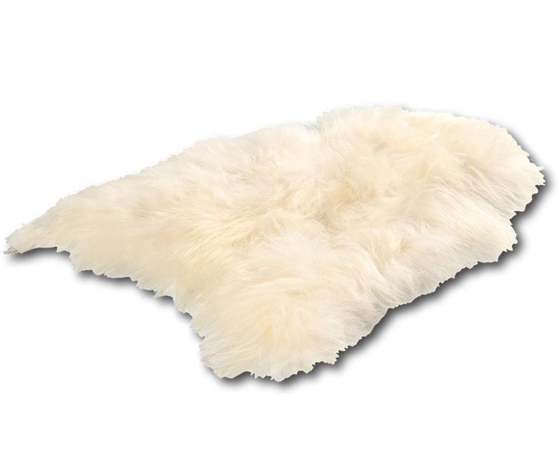 Preproga Sheep Iceland White 60x90 cm
