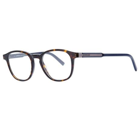 Montblanc Havana Blue Női szemüvegkeret