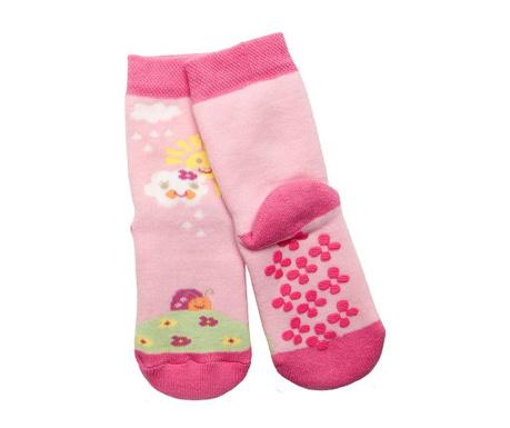 Чорапи с нехлъзгаща се подметка Sunny Day
