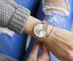 Ceas de mana dama Emily Westwood Shine Glam Rose