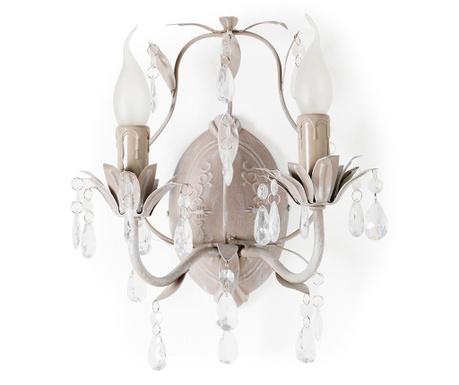 Shiva Grey Fali lámpa