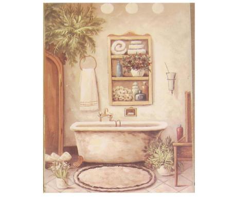 Amadis  Romantic Bath Kép 30x40 cm