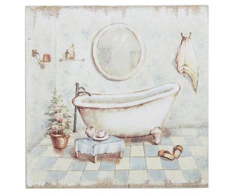 Dione Antique Bath Kép 30x30 cm
