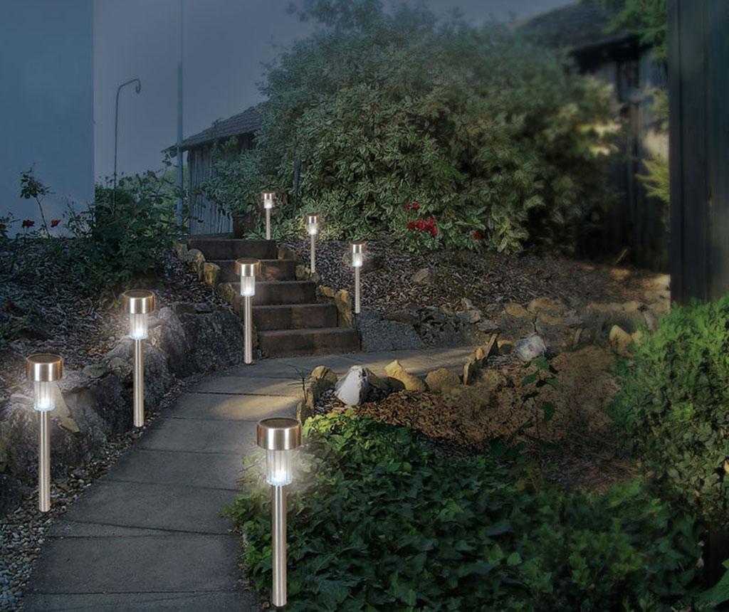 Ramsha 10 db Napelemes lámpa