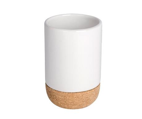 Чаша за баня Corc White
