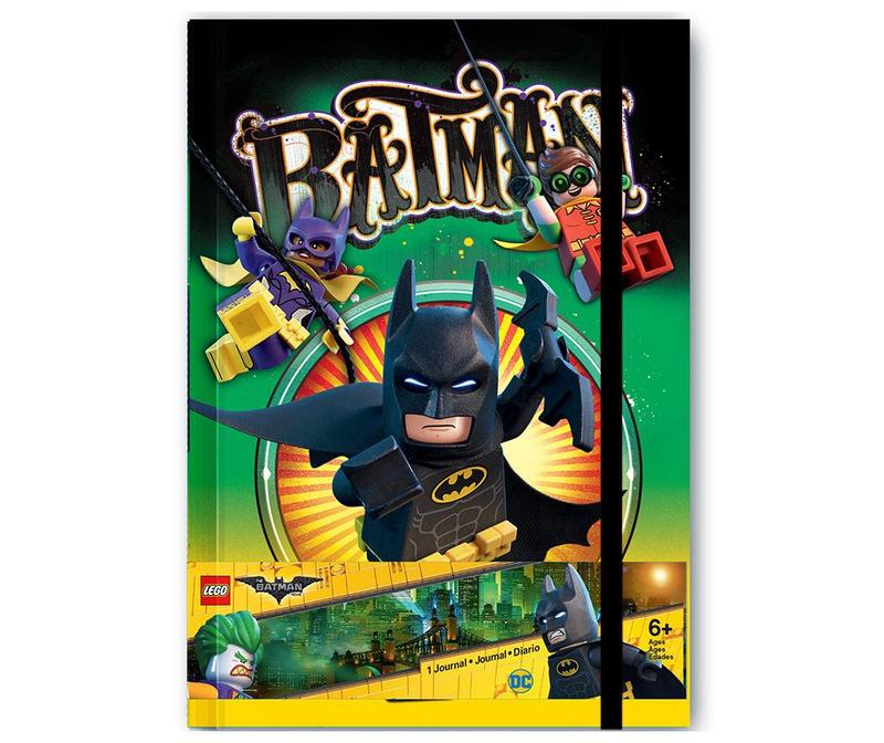 Notes Lego Batman A5
