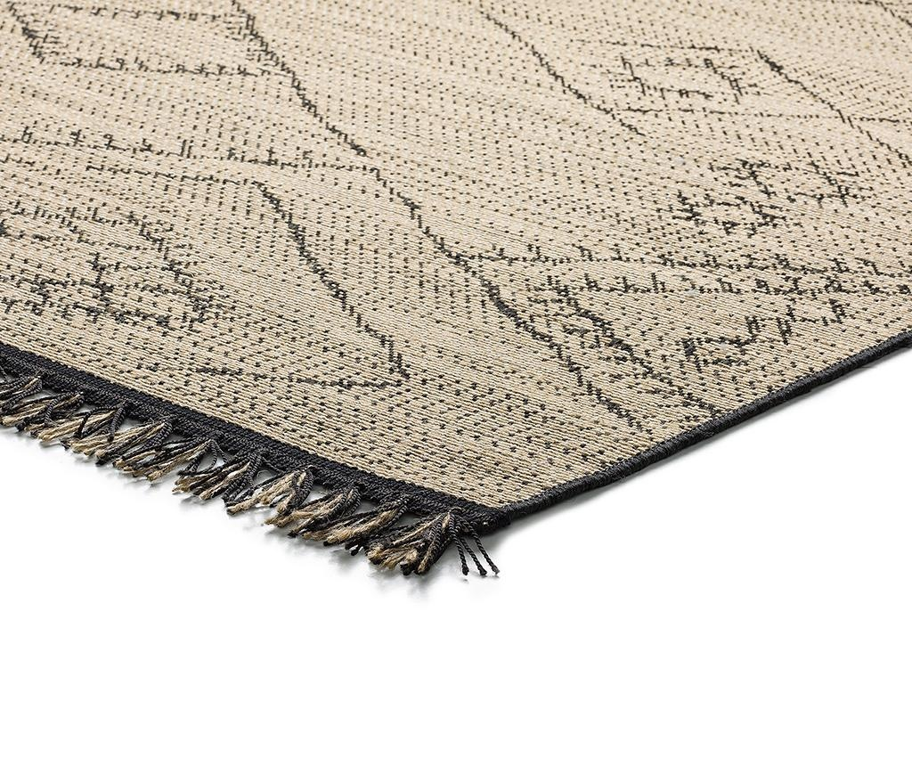 Covor tip pres Amina Patches Beige 160x230 cm