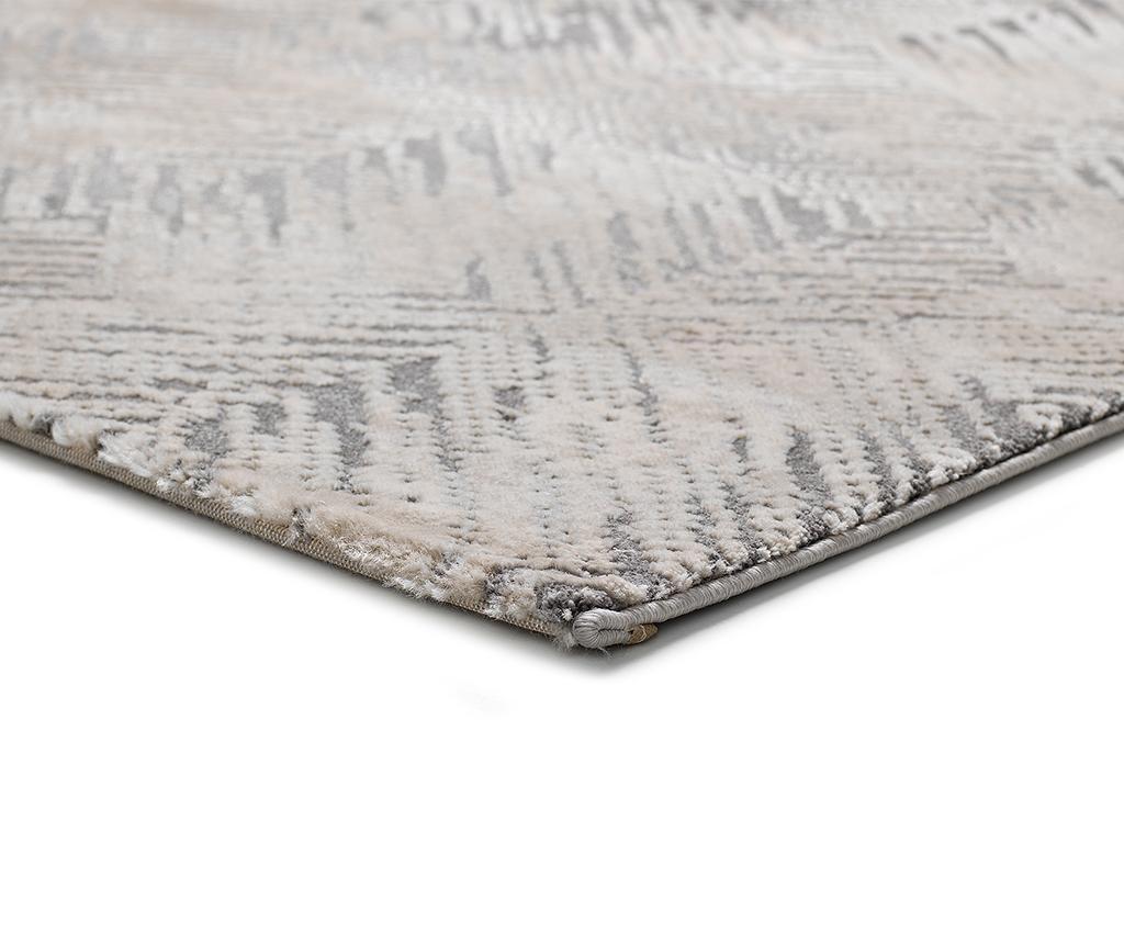 Atik Diamonds Grey Szőnyeg 60x120 cm