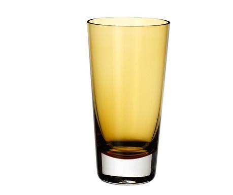 Чаша Colour Concept Long Drink Brown 420 мл