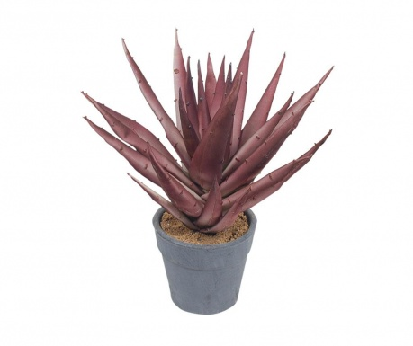 Floare artificiala in ghiveci Aleris