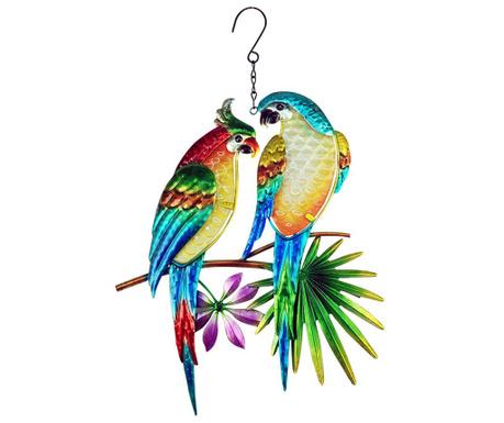 Decoratiune de perete Harpy Parrots